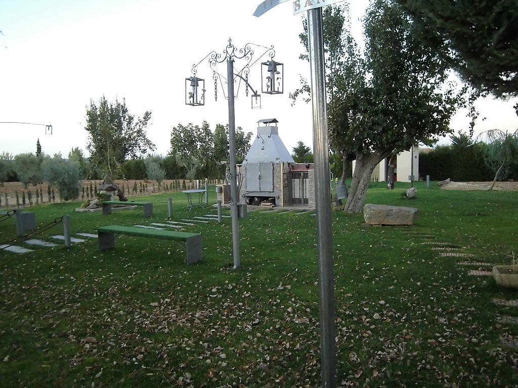 Jardín - Chalet en alquiler en Ciudad Real - 224504416