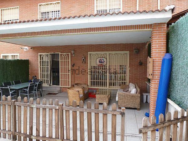 Casa adosada en alquiler opción compra en calle Mester de Jugleria, Cubas de la Sagra - 289789884