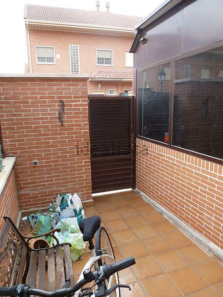 Casa adosada en alquiler opción compra en calle Mester de Jugleria, Cubas de la Sagra - 289789895