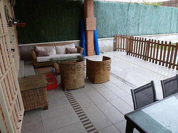 Casa adosada en alquiler opción compra en calle Mester de Jugleria, Cubas de la Sagra - 289789899