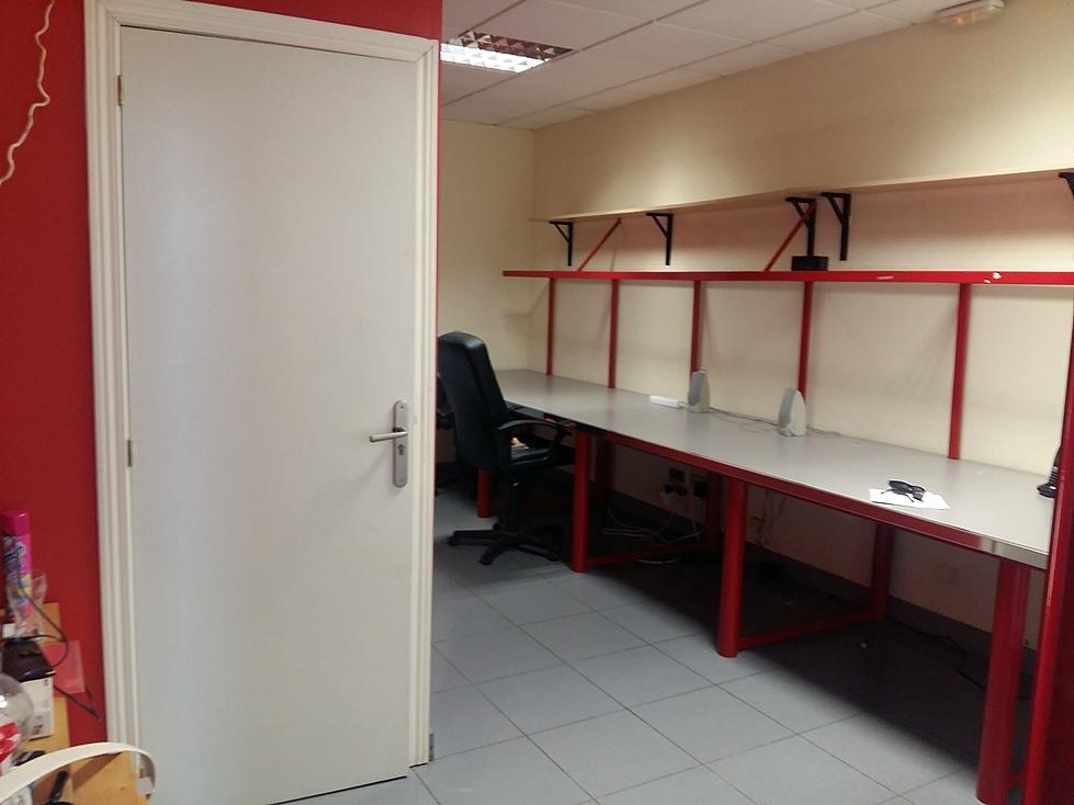 Oficina en alquiler en calle Rey Juan Carlos I, Carrascal en Leganés - 324877698