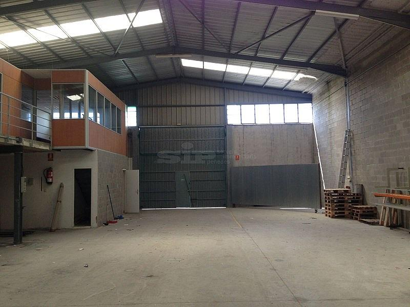 VISTA GENERAL.JPG - Nave industrial en alquiler opción compra en calle Olerdola Poligono Industrial Sant Pere Molanta, Olèrdola - 214949448