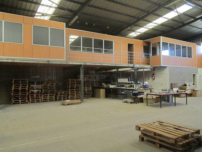 IMG_1719.JPG - Nave industrial en alquiler opción compra en calle Olerdola Poligono Industrial Sant Pere Molanta, Olèrdola - 214949478