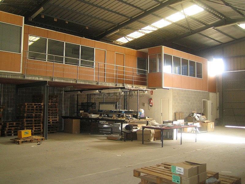 IMG_4667.JPG - Nave industrial en alquiler opción compra en calle Olerdola Poligono Industrial Sant Pere Molanta, Olèrdola - 214949481