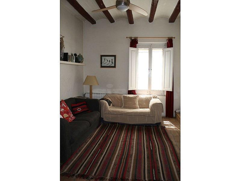 IMG_7931-salon - copia (2) - Casa en alquiler opción compra en calle Major, Pla del Penedès, El - 185218357