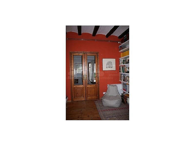 IMG_7936-biblioteca-despacho - copia - Casa en alquiler opción compra en calle Major, Pla del Penedès, El - 185218363
