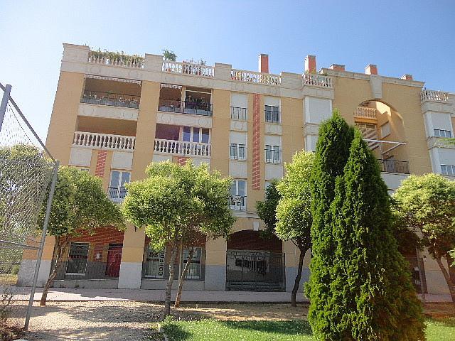 Fachada - Local comercial en alquiler en calle Río Bidasoa, Rinconada en Alcalá de Henares - 295408892