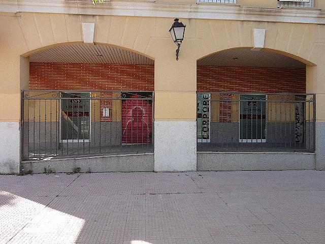 Fachada - Local comercial en alquiler en calle Río Bidasoa, Rinconada en Alcalá de Henares - 295408897