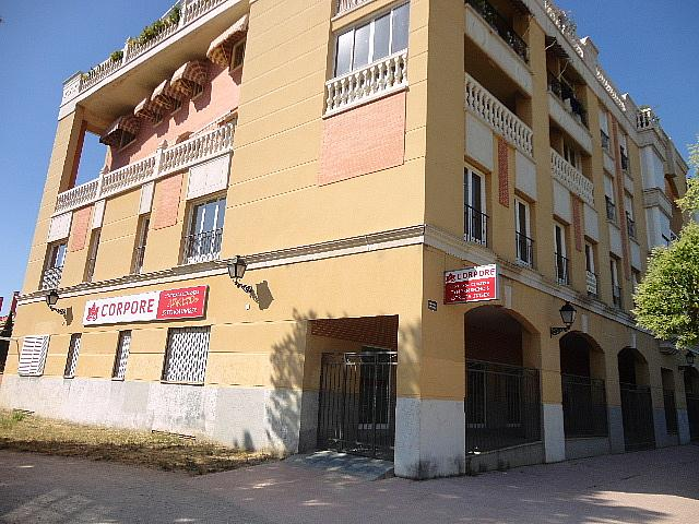 Fachada - Local comercial en alquiler en calle Río Bidasoa, Rinconada en Alcalá de Henares - 295408903