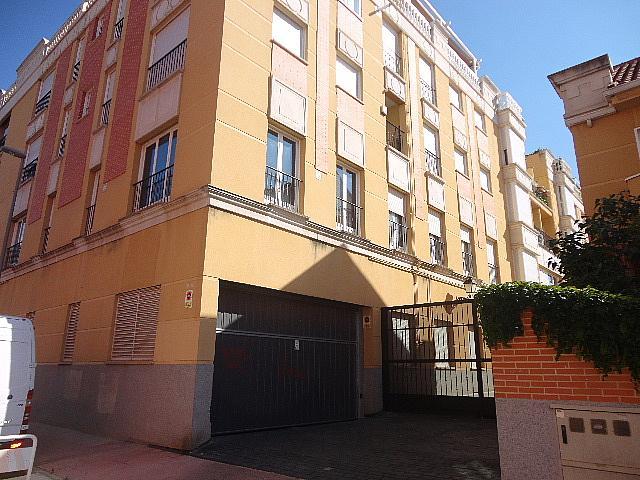 Fachada - Local comercial en alquiler en calle Río Bidasoa, Rinconada en Alcalá de Henares - 295408910