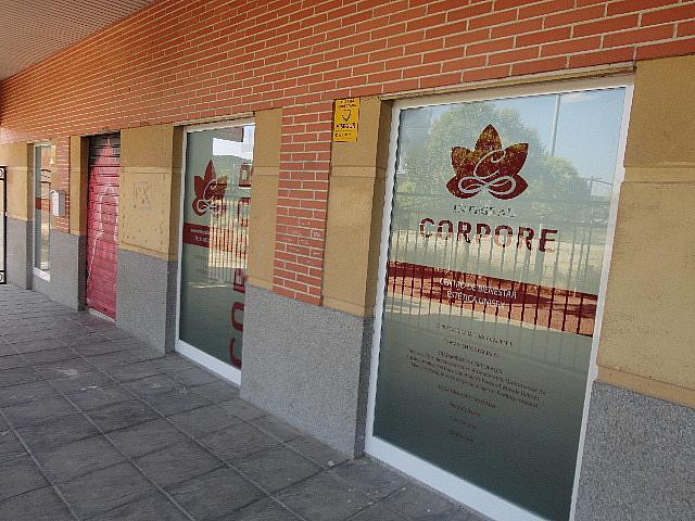 Fachada - Local comercial en alquiler en calle Río Bidasoa, Rinconada en Alcalá de Henares - 295408913