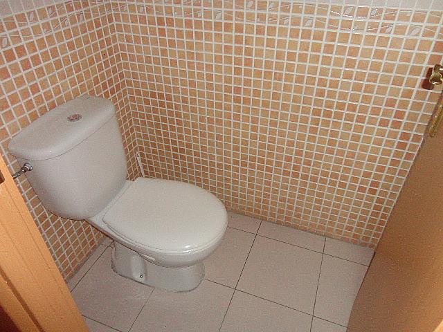 Baño - Local comercial en alquiler en calle Río Bidasoa, Rinconada en Alcalá de Henares - 295408953