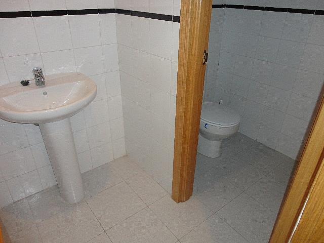 Baño - Oficina en alquiler en calle Río Bidasoa, Rinconada en Alcalá de Henares - 296589514