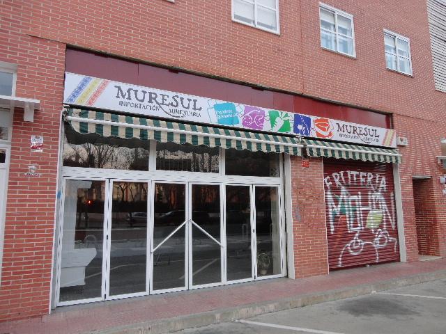 Fachada - Local comercial en alquiler en calle Paseo Pastrana, Alcalá de Henares - 64488951