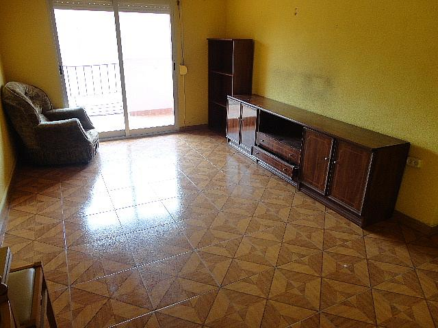 Salón - Piso en alquiler en calle Fernán González, Reyes Católicos en Alcalá de Henares - 209945897