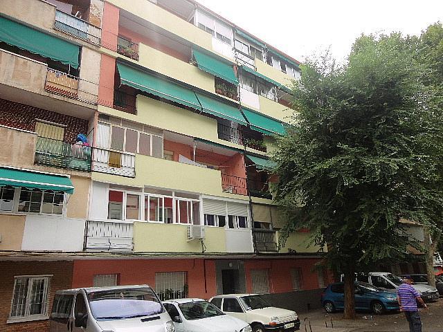 Fachada - Piso en alquiler en calle Fernán González, Reyes Católicos en Alcalá de Henares - 209945930