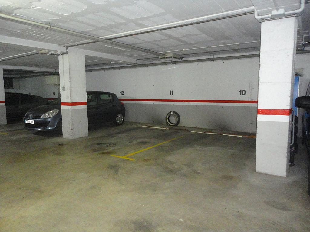 Parking en alquiler en calle Noguera, Poblenou en Pineda de Mar - 296238040