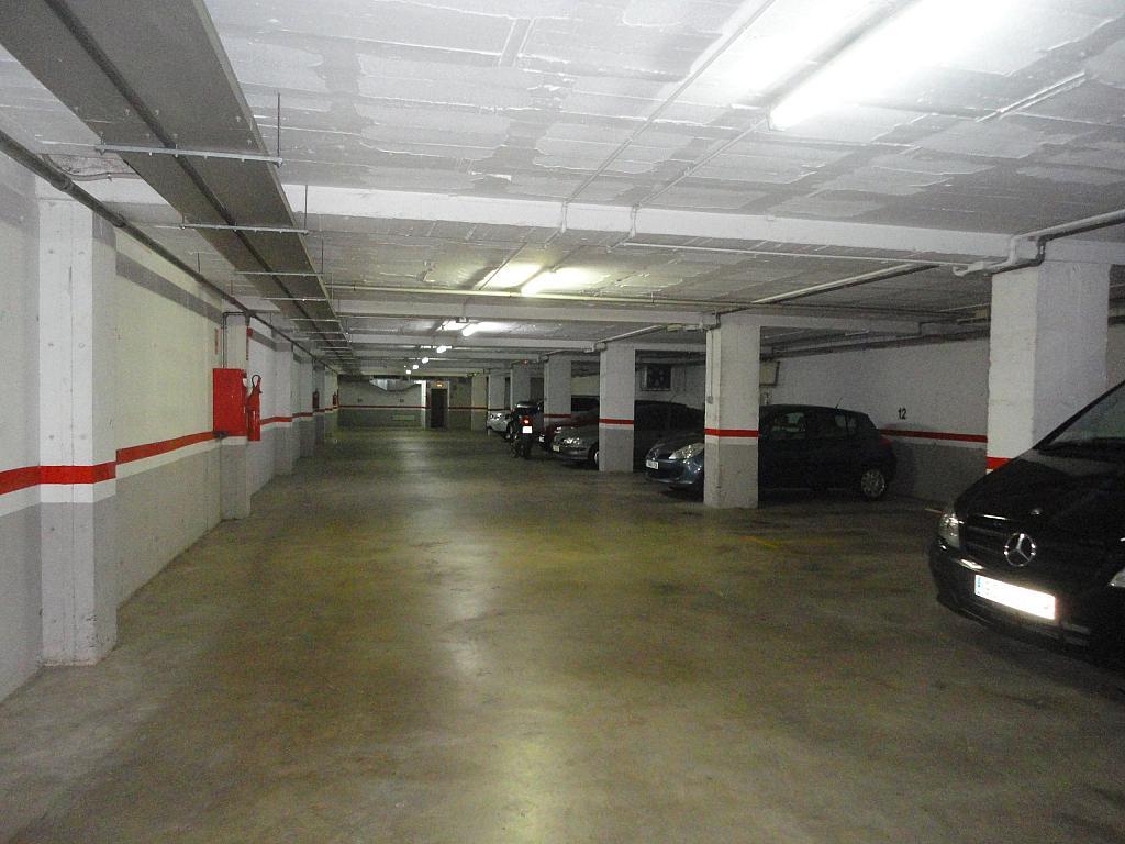 Parking en alquiler en calle Noguera, Poblenou en Pineda de Mar - 296238043
