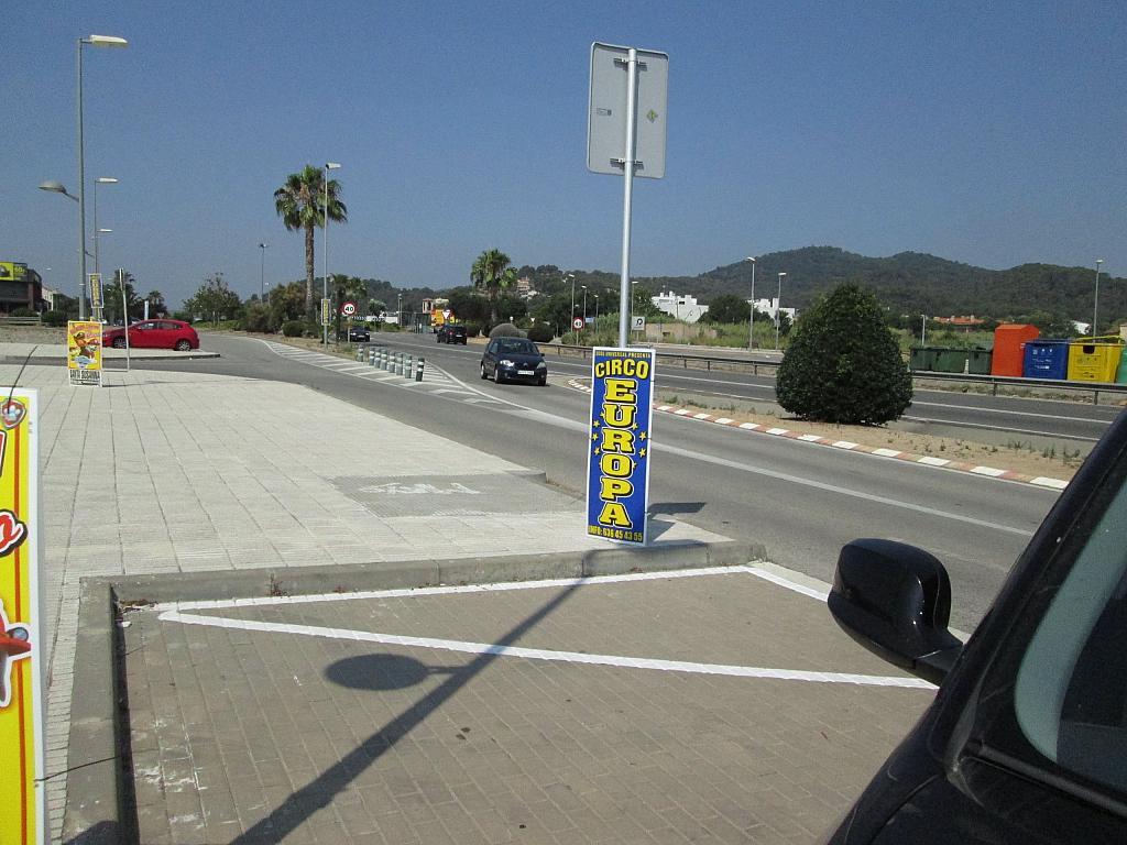 Solar en alquiler en carretera De Barcelona, Santa Susanna - 299200395