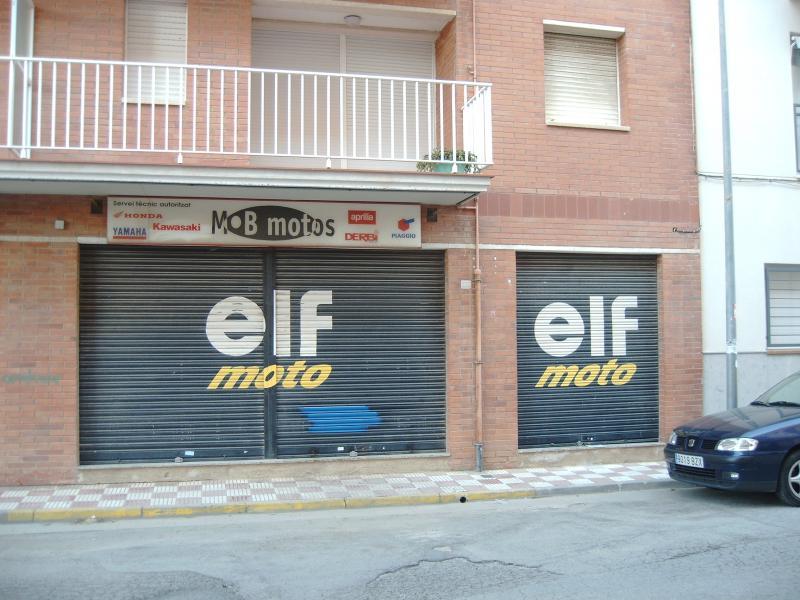 Fachada - Local comercial en alquiler en calle Girona, Pineda de Mar Pueblo en Pineda de Mar - 97508175