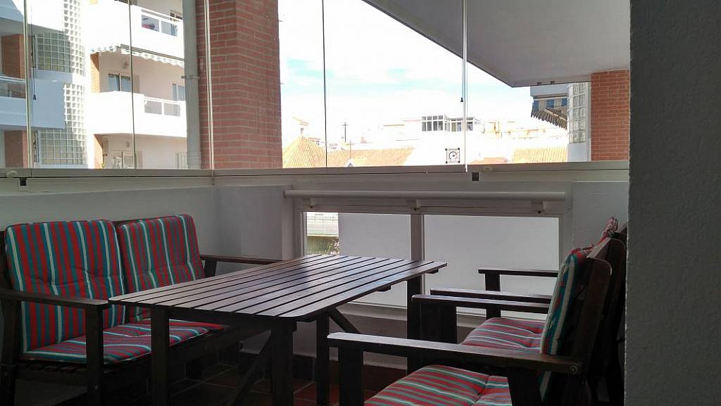 Foto - Piso en alquiler en calle Boliches, Los Boliches en Fuengirola - 282713230