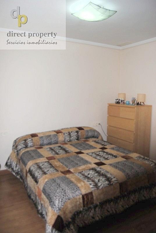 Dormitorio - Piso en alquiler en calle Río Júcar, Torrellano - 273474883