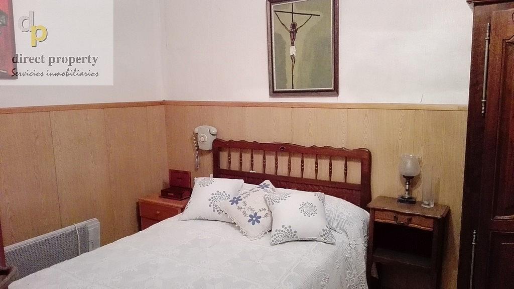 Dormitorio - Casa en alquiler en calle Rio Segura, Torrellano - 320295661