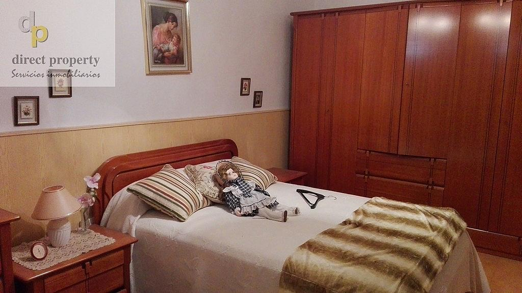 Dormitorio - Casa en alquiler en calle Rio Segura, Torrellano - 320295664