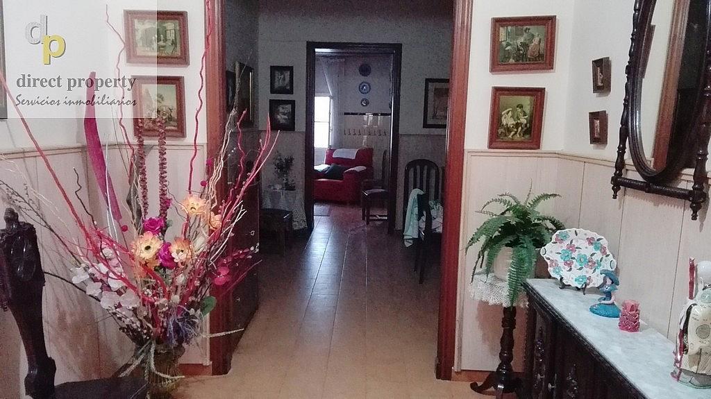 Vestíbulo - Casa en alquiler en calle Rio Segura, Torrellano - 320295666