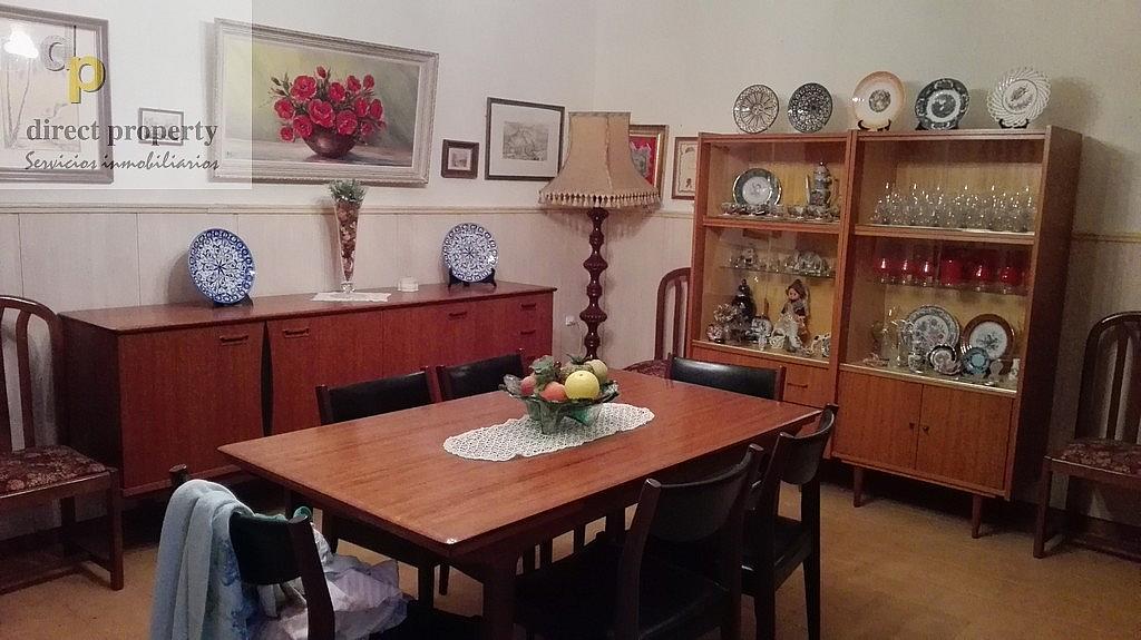 Salón - Casa en alquiler en calle Rio Segura, Torrellano - 320295699