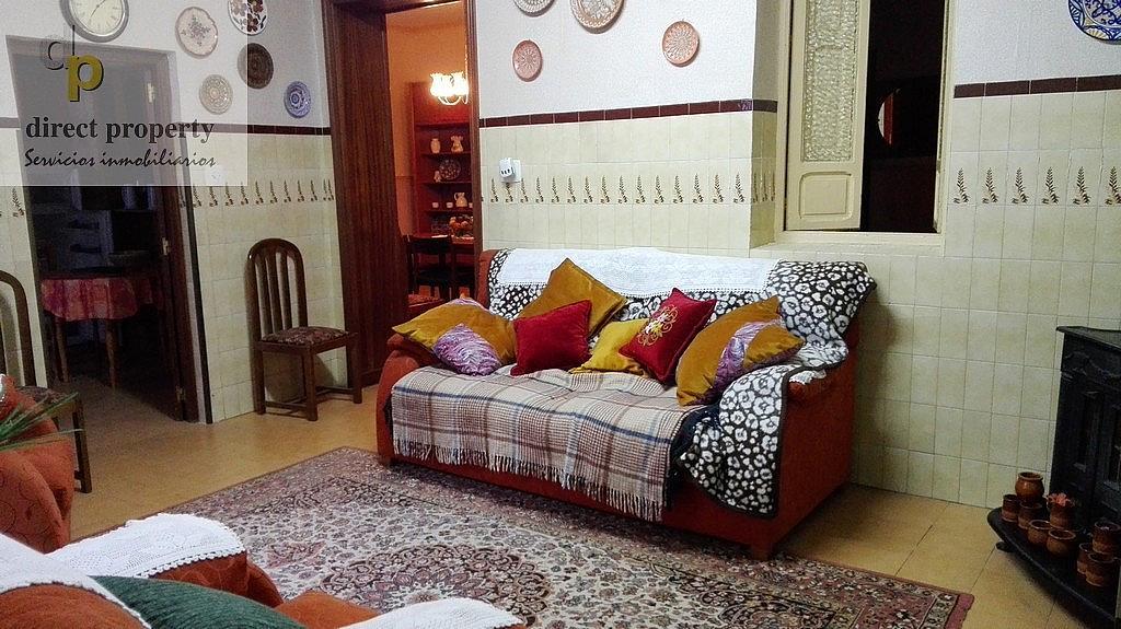 Salón - Casa en alquiler en calle Rio Segura, Torrellano - 320295774