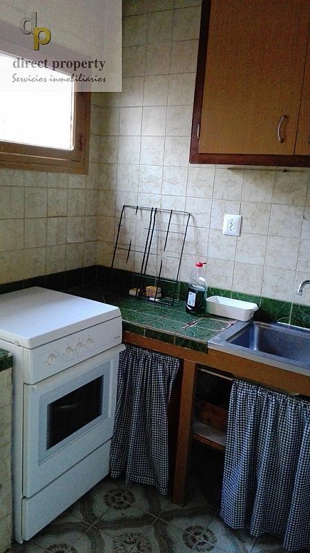 Cocina - Casa en alquiler en calle Rio Segura, Torrellano - 320295788