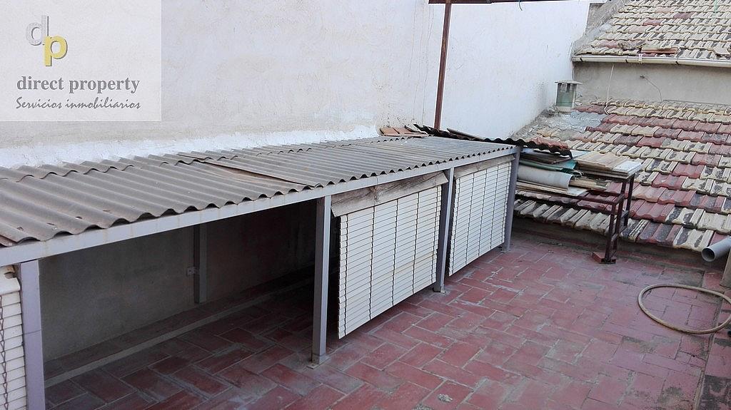 Azotea - Casa en alquiler en calle Rio Segura, Torrellano - 320295803