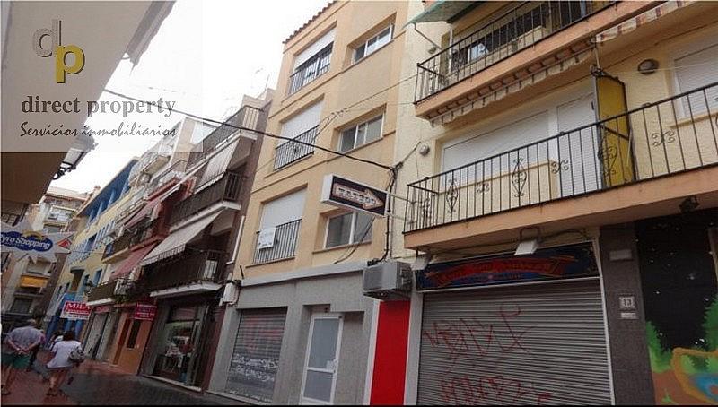 Fachada - Apartamento en venta en calle La Biga, Poniente en Benidorm - 329086273