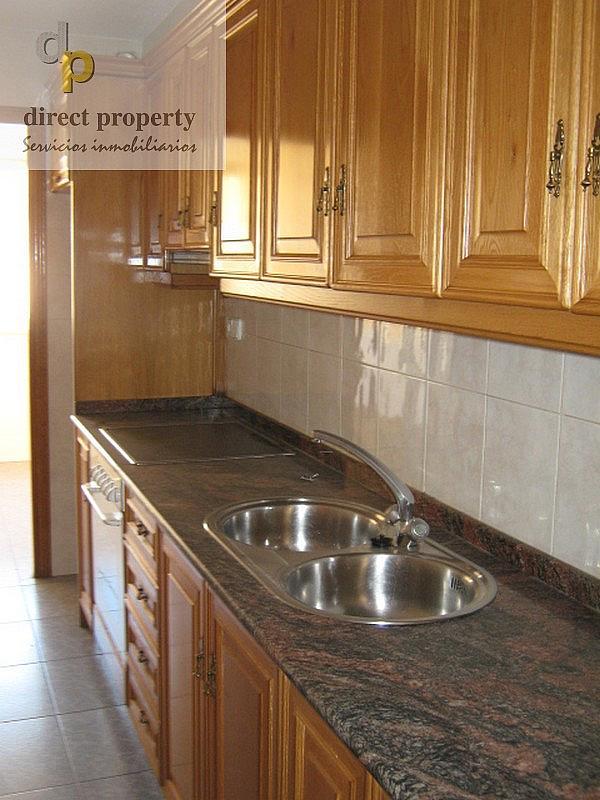 Cocina - Apartamento en venta en calle Noruega, Zona centro en Benidorm - 329086185