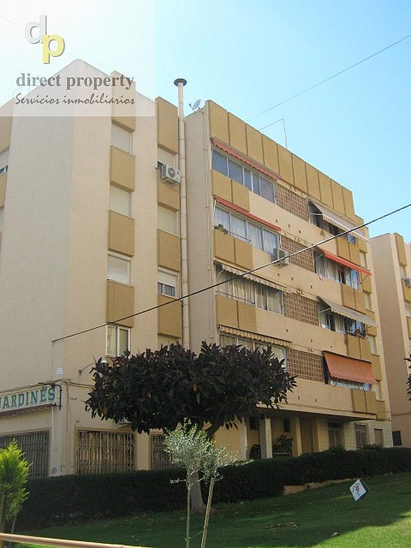 Fachada - Apartamento en venta en calle Noruega, Zona centro en Benidorm - 329086193