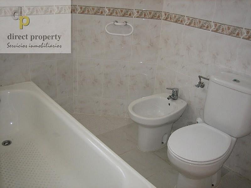 Baño - Apartamento en venta en calle Londres, Levante en Benidorm - 329086114