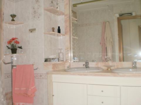 Baño - Piso en alquiler en calle Astronautas, Torrellano - 25628972
