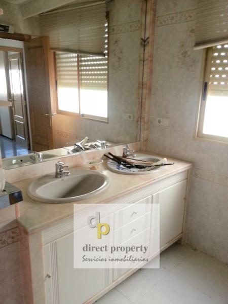 Baño - Piso en alquiler en calle Astronautas, Torrellano - 98157302