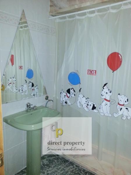 Baño - Piso en alquiler en calle Astronautas, Torrellano - 98157311