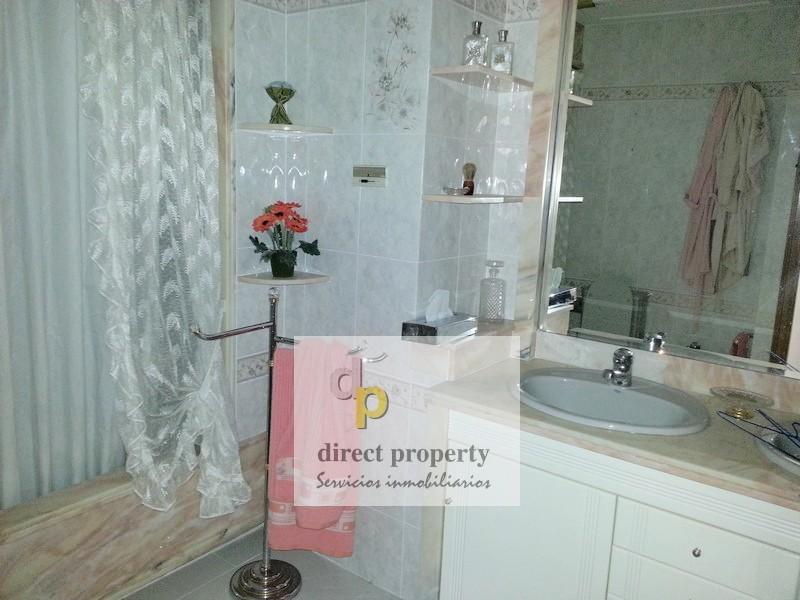 Baño - Piso en alquiler en calle Astronautas, Torrellano - 98157312