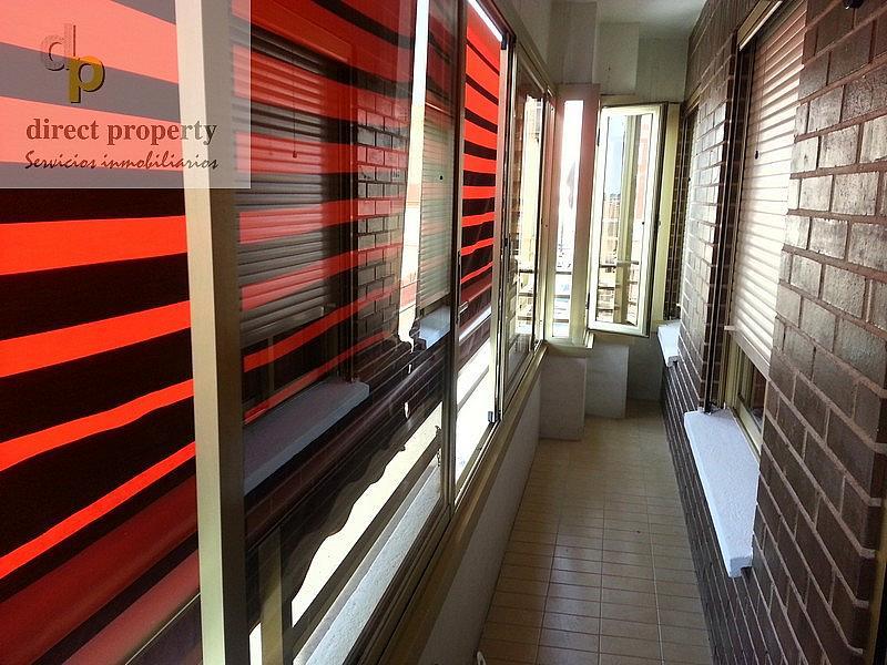 Balcón - Piso en alquiler en calle Escuelas, Torrellano - 216000541