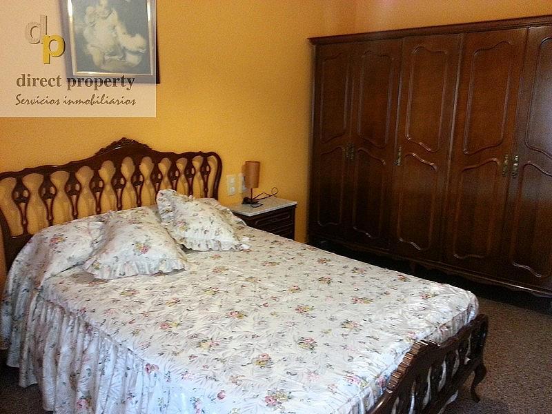 Dormitorio - Piso en alquiler en calle Escuelas, Torrellano - 216000546