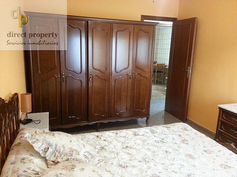 Dormitorio - Piso en alquiler en calle Escuelas, Torrellano - 216000549