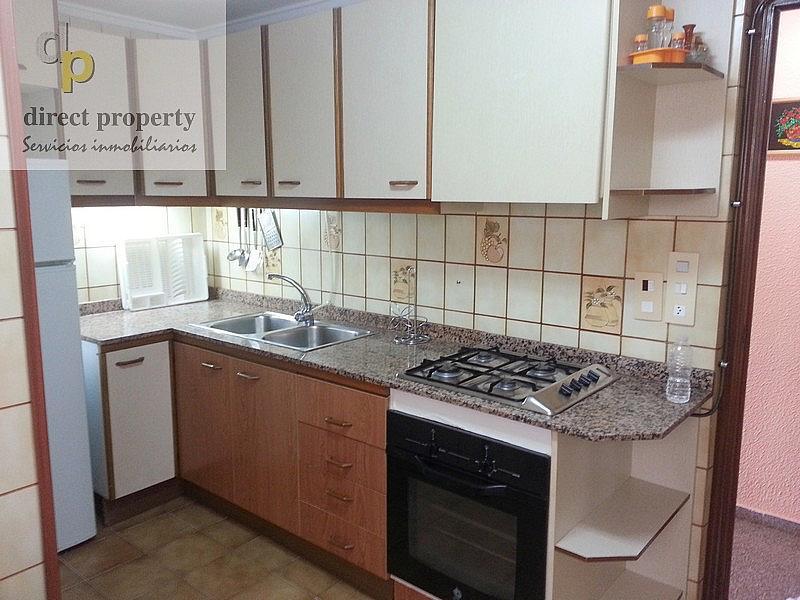 Cocina - Piso en alquiler en calle Escuelas, Torrellano - 216000559