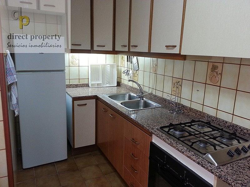 Cocina - Piso en alquiler en calle Escuelas, Torrellano - 216000561