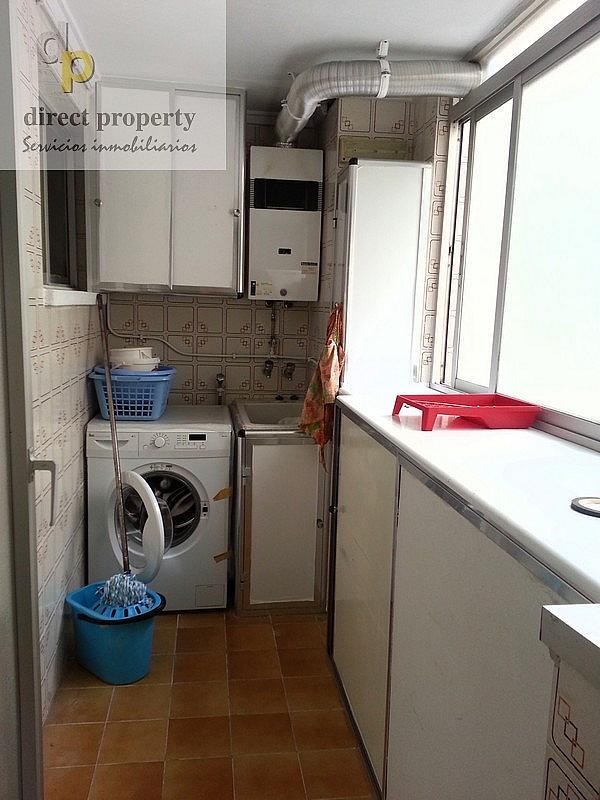 Lavadero - Piso en alquiler en calle Escuelas, Torrellano - 216000565