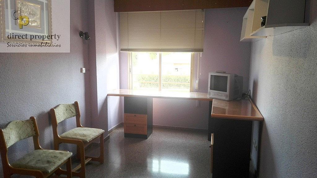 Dormitorio - Piso en alquiler en calle Escuelas, Torrellano - 216000566