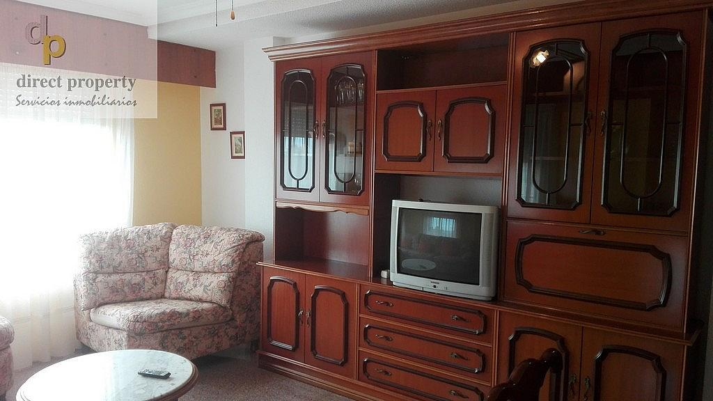 Salón - Piso en alquiler en calle Escuelas, Torrellano - 216000570