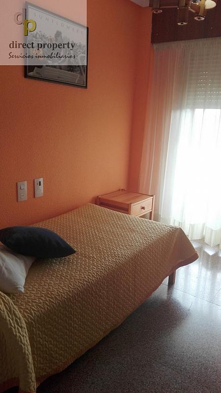 Dormitorio - Piso en alquiler en calle Escuelas, Torrellano - 216000575